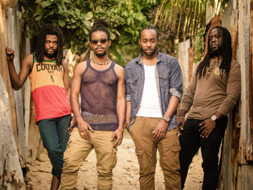 EarthKry Jamaica Reggae Band