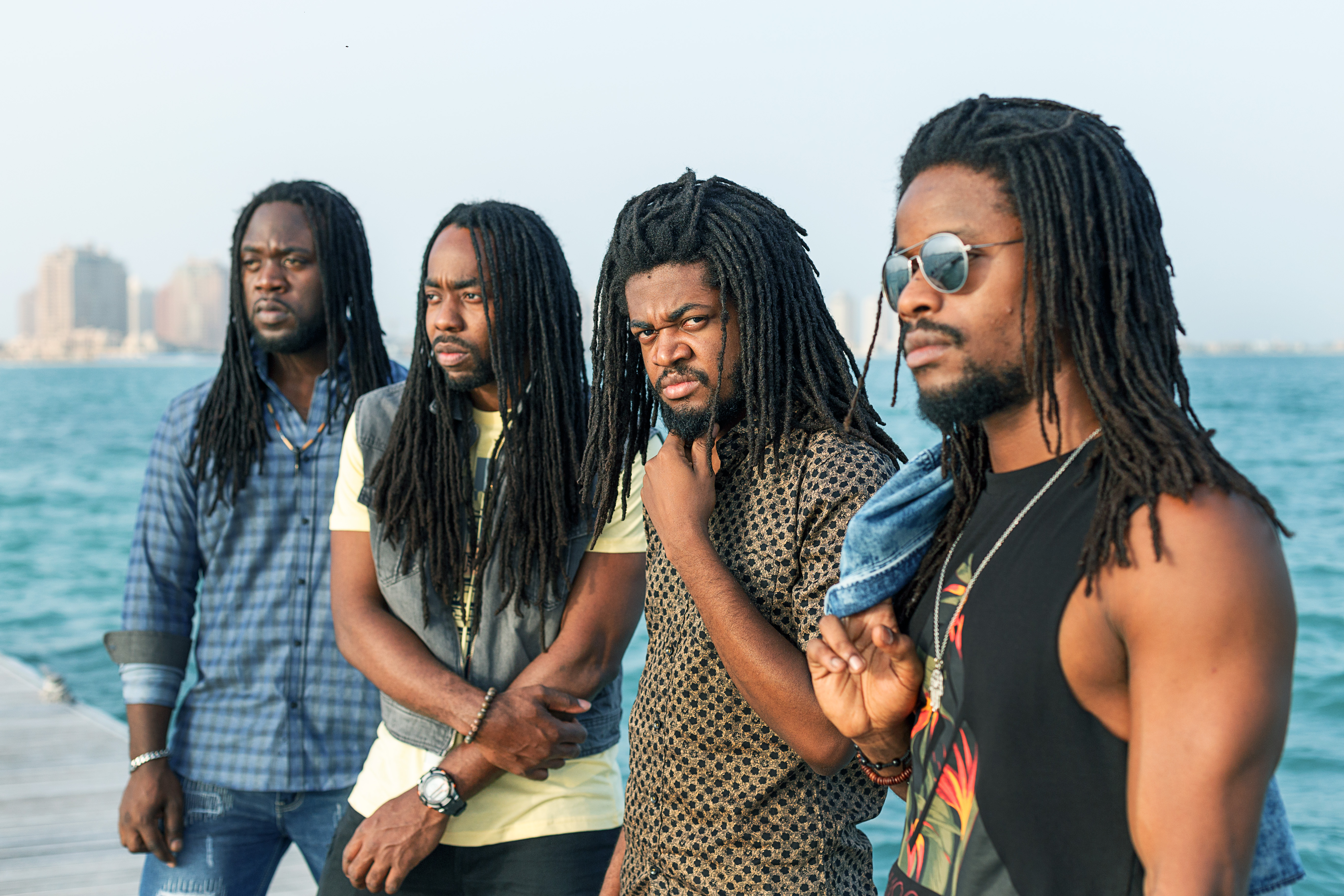 EarthKry reggae band Jamaica
